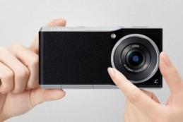 Компания Panasonic представила в Японии камеру Lumix DMC-CM10