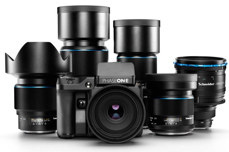 Компания Phase One сегодня представила камеру среднего формата Phase One XF 100MP