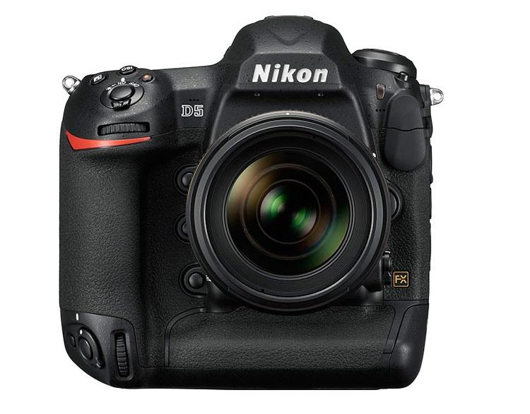 Nikon официально объявила о выходе нового зеркального флагмана – Nikon D5