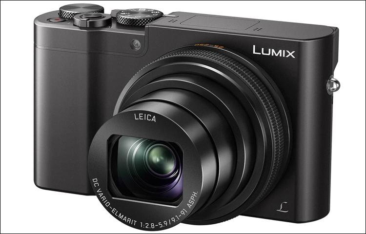 Семейство компактных фотоаппаратов Panasonic пополнилось моделью Lumix DMC-ZS100