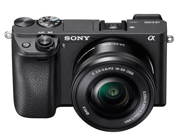 Sony представила беззеркалку A6300 с поддержкой 4K-видео