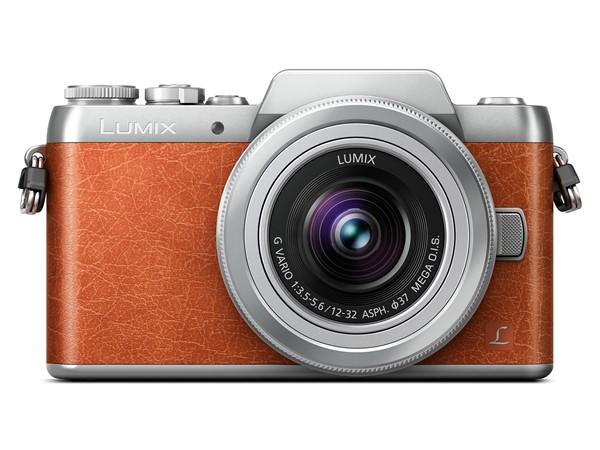 Компания Panasonic представила новую беззеркальную камеру Lumix DMC-GF8