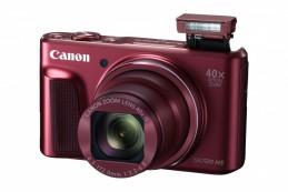 Компания Canon представила высококлассную цифровую камеру Powershot G7 X Mark II