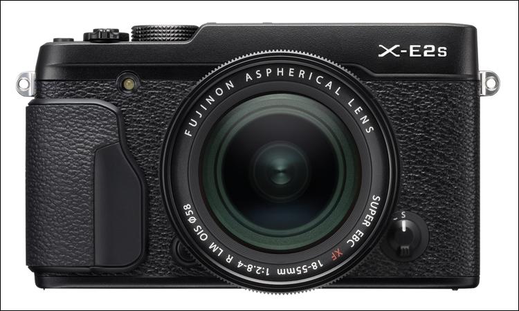 Компания Fujifilm анонсировала в семействе фотоаппаратов X-Series беззеркальную модель X-E2S