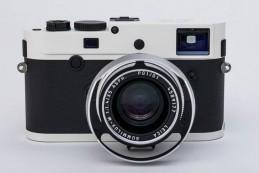 Leica Camera AG представила компактный фотоаппарат ограниченной серии Leica M-P Panda Edition