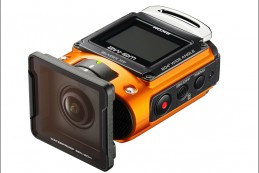 Компания Ricoh Imaging анонсировала компактную камеру WG-M2