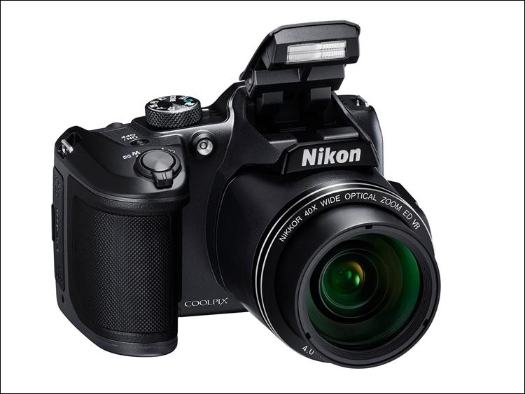 Модельный ряд фотоаппаратов Nikon пополнился очередной новинкой — камерой Coolpix B500