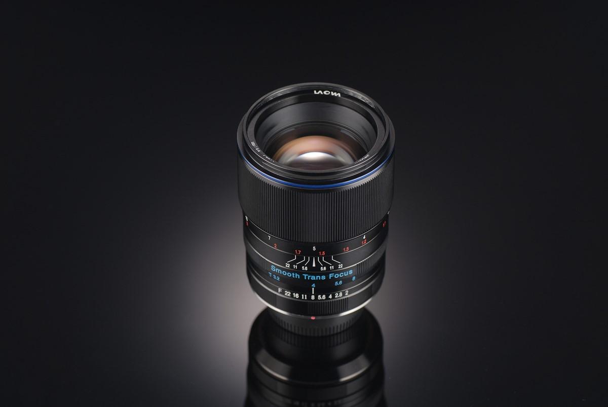 Компания Venus Optics анонсировала выход объектива Laowa 105mm f/2