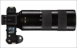 Leica сообщила о том, что скоро в продажу поступит объектив APO-Vario-Elmarit-SL 90–280 mm f/2.8–4