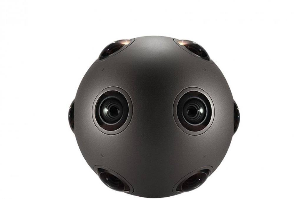 Nokia представила камеру виртуальной реальности OZO