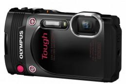 Компания Olympus сообщила о скором старте продаж в Европе новой защищенной камеры Tough TG-870