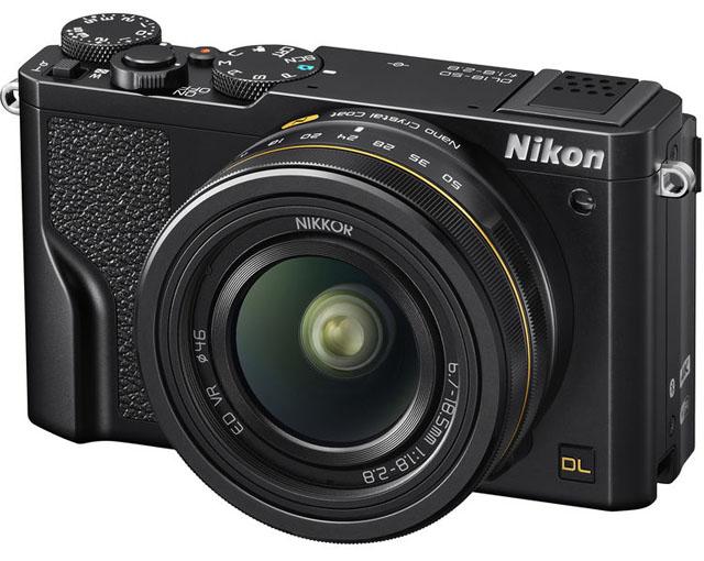 Nikon анонсировал новую линейку компактных камер топового уровня