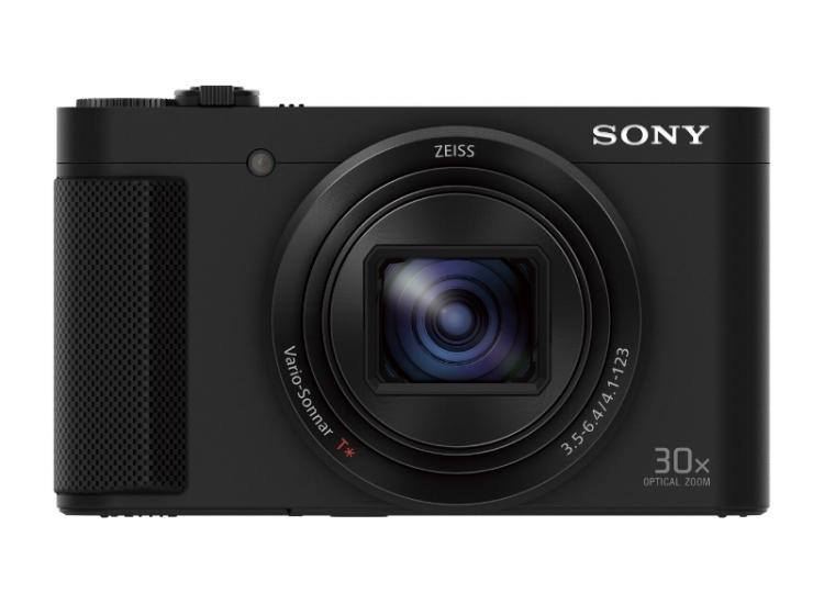 Sony объявила о пополнении серии простых в использовании компактных камер класса «point-and-shoot»