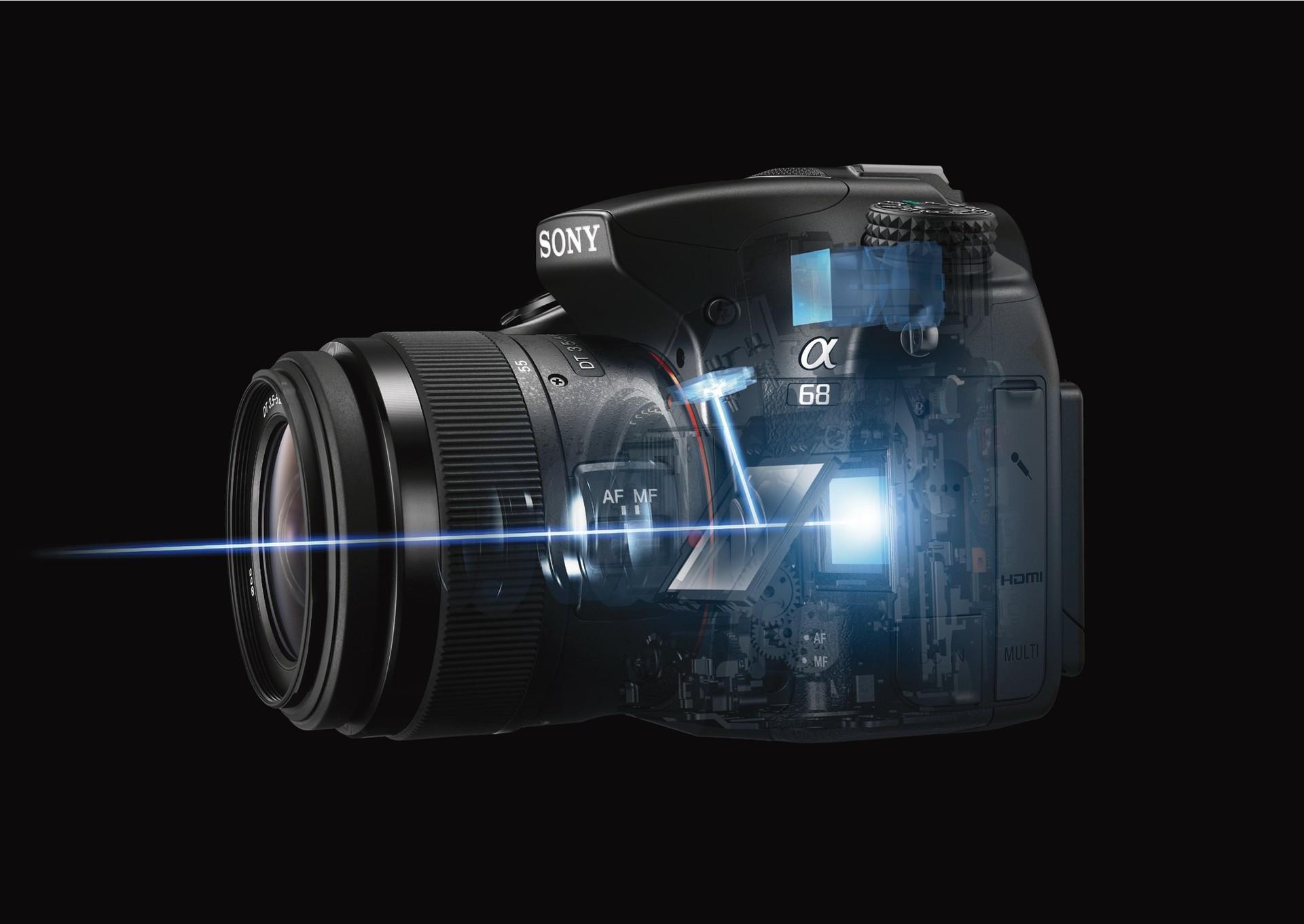 Компания Sony презентовала новые компактные системные и зеркальные камеры для любительской съемки