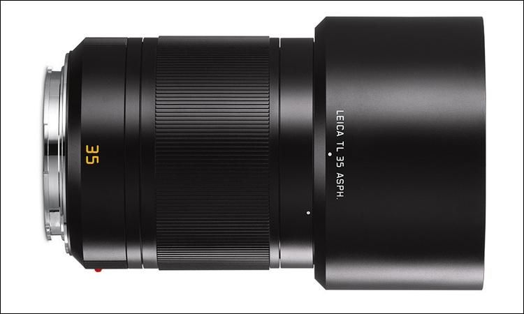 Компания Leica выпустила светосильный объектив Summilux-TL35mm f/1.4 ASPH