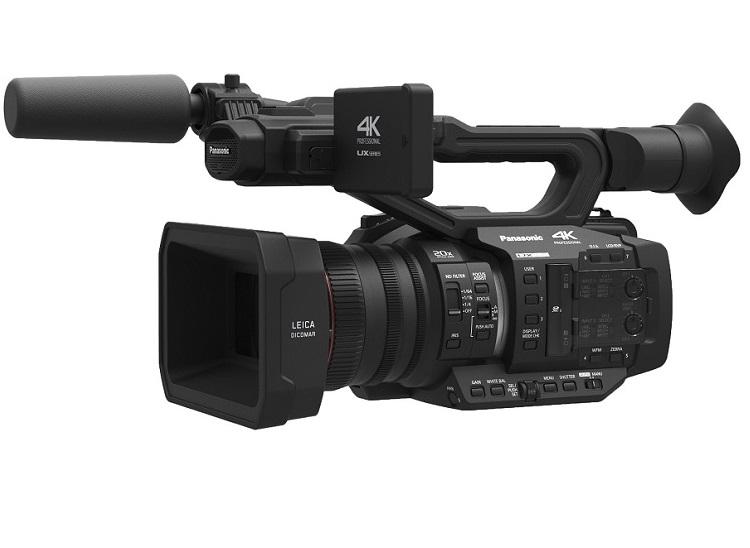 В ходе выставки NAB 2016 компания Panasonic представила новую серию 4K-видеокамер UX Series