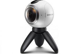 Компания Samsung Electronics выпустила в продажу в Южной Корее свою новую камеру Gear 360