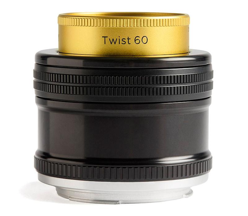 Twist 60 от фирмы Lensbaby