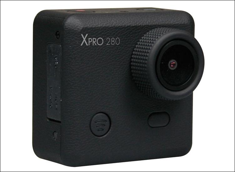 Компания Mediacom представила компактную видеокамеру SportCam Xpro 280 HD Wi-Fi