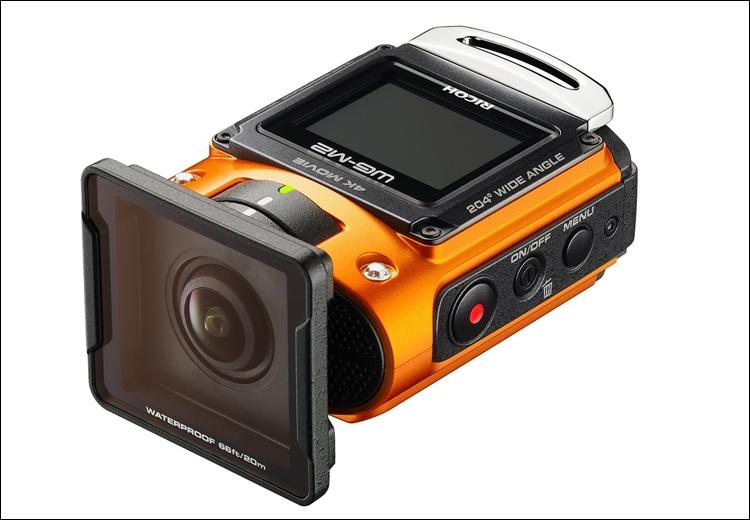 Ricoh Imaging анонсировала компактную камеру WG-M2