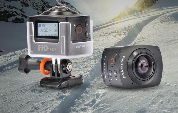 Для заказа доступна экшен-камера Amkov AMK100S
