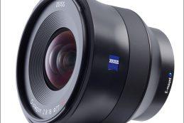 Ассортимент объективов Zeiss пополнился моделью Batis 2.8/18