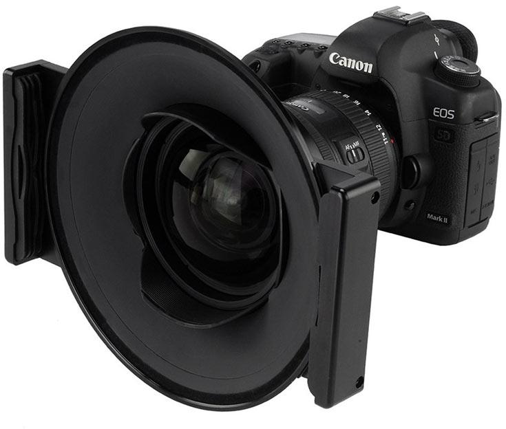 Компании Fotodiox удалось решить проблему в случае объектива Canon EF 11-24mm f/4L USM