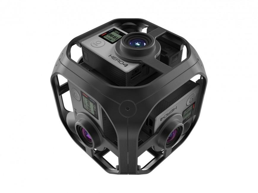 Компания GoPro официально представила установку под названием GoPro Omni