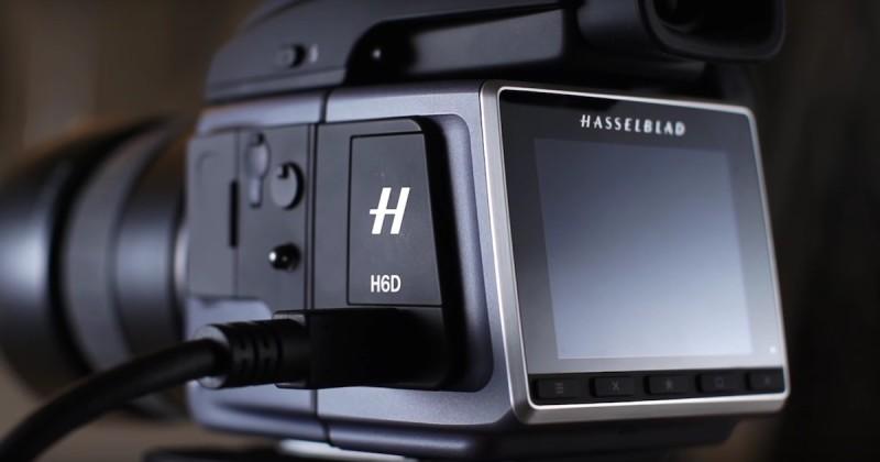 Компания Hasselblad расширила свою линейку среднеформатных камер