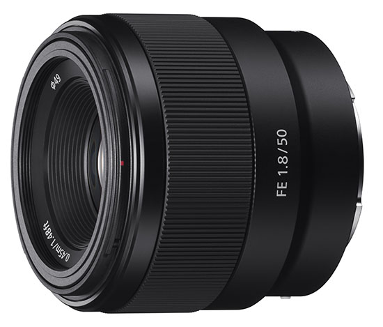 Sony анонсировала выход двух новых объективов полнокадровой линейки FE – фикса 50mm f/1.8 и телезум-объектива 70-300mm f/4.5-5.6.