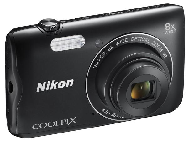 Nikon COOLPIX A300 умещается в кармане и снимает фото в высоком разрешении