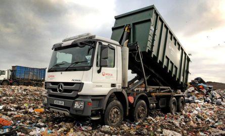 Вывоз мусора со стройки