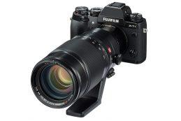 Фотографы, работающие в компактной системе со сменными объективами Fujifilm X, скоро смогут приобрести 2х-телеконвертер