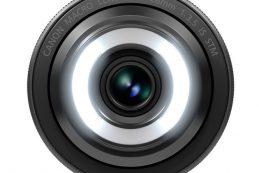 Компания Canon анонсировала объектив EF-M 28mm F3.5 Macro IS STM