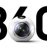 Компания Samsung раскрыла цену уникальной панорамной камеры Gear 360