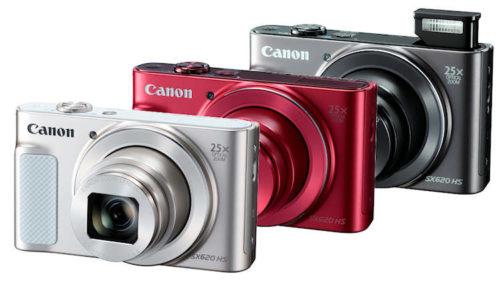 Компания Canon выпускает новую модель в линейке компактных ультразумов
