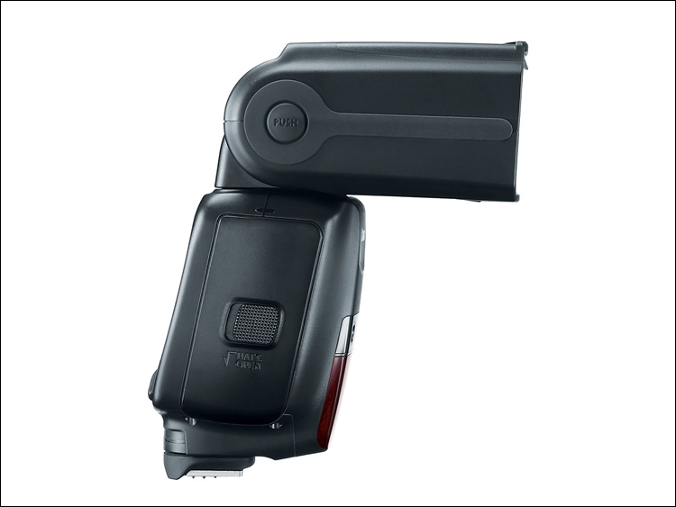 Компания Canon анонсировала высокопроизводительную вспышку Speedlite 600EX II RT