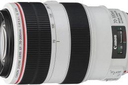 Canon очень любит объективы, охватывающие диапазон фокусных расстояний 70-300 мм или близкий к нему 75-300 мм