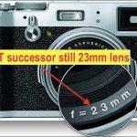 В распоряжении источников оказалась информация о фотоаппарате Fujifilm, который во второй половине нынешнего года придёт на смену X100T