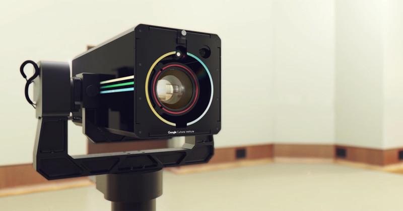 Компания Google представила «Художественную камеру»