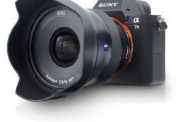 Компания Zeiss представила полнокадровый объектив Batis 2.8/18 с креплением Sony E