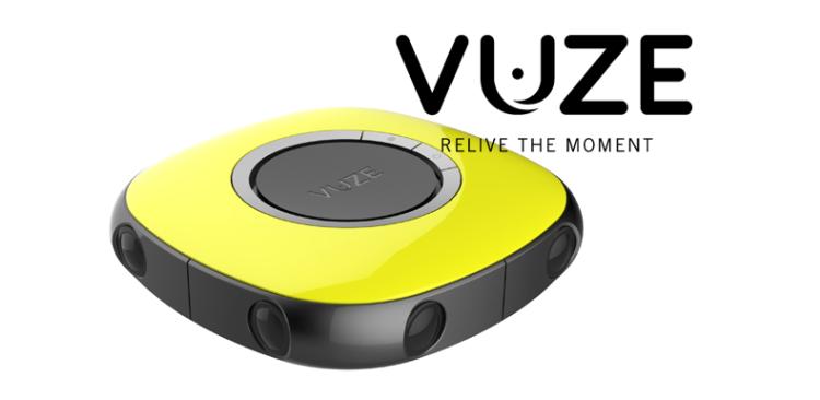 Компания HumanEyes открыла возможность предзаказа на VR-камеру VUZE