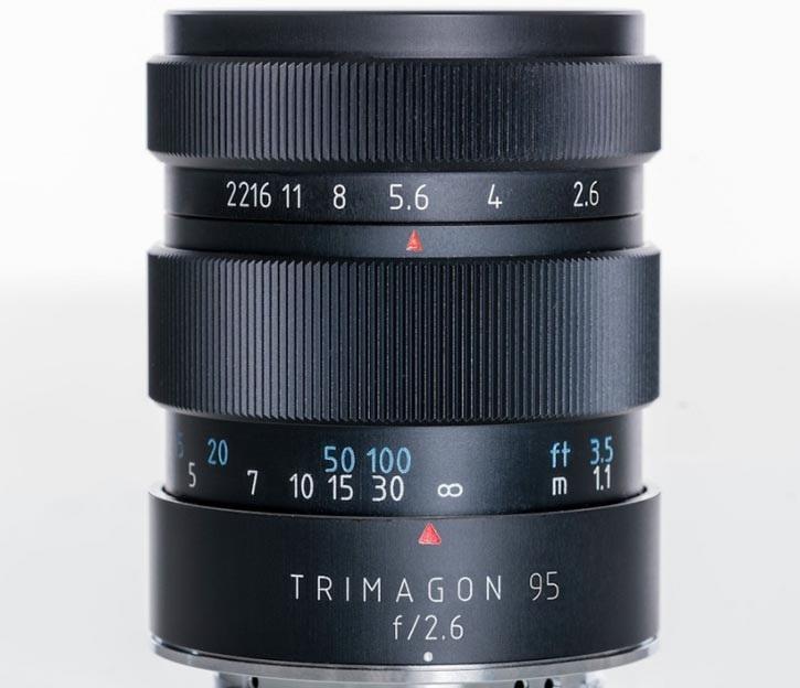 Компания Meyer-Optik-Gorlitz начала продажи объективов Trimagon F2,6 95MM