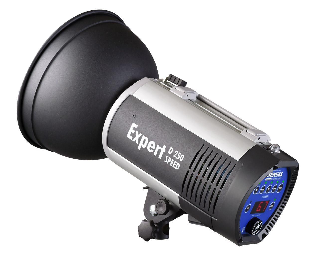 Компания Hensel выпустила высокоскоростную студийную вспышку Hensel Expert D 250 Speed