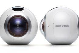Samsung Electronics сообщила о скором начале приема официальных предварительных заказов на камеру Samsung Gear 360 в России