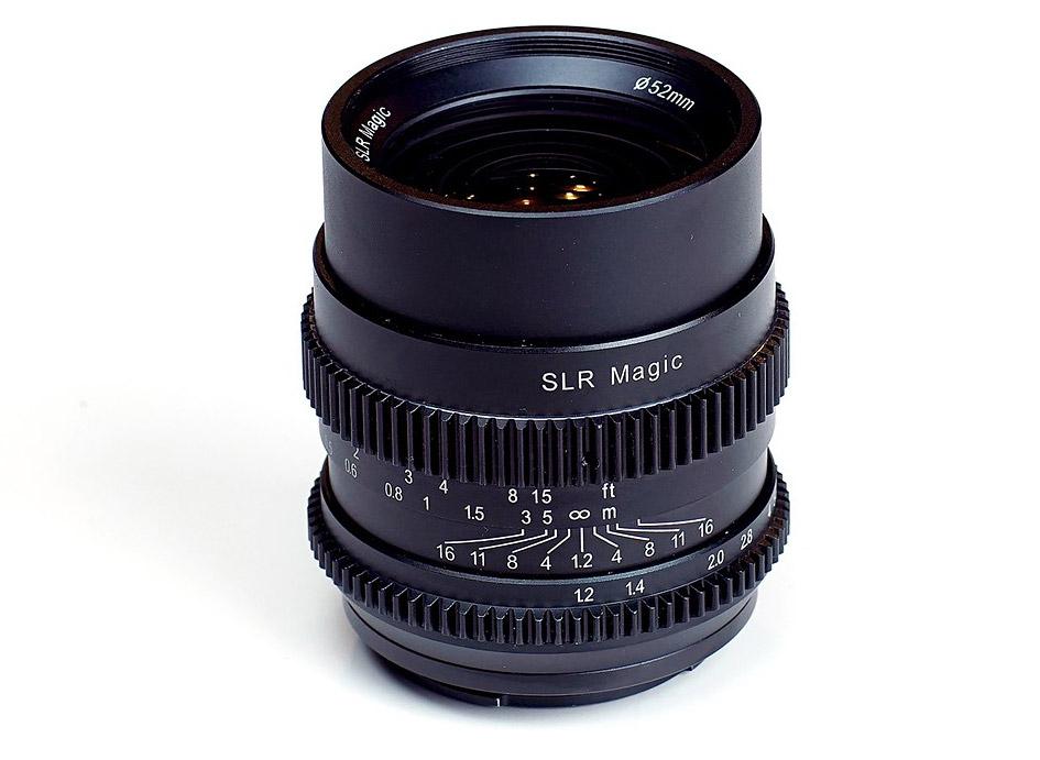 Компания SLR Magic анонсировала два новый объектив, предназначенные для видеографов и кинематографистов