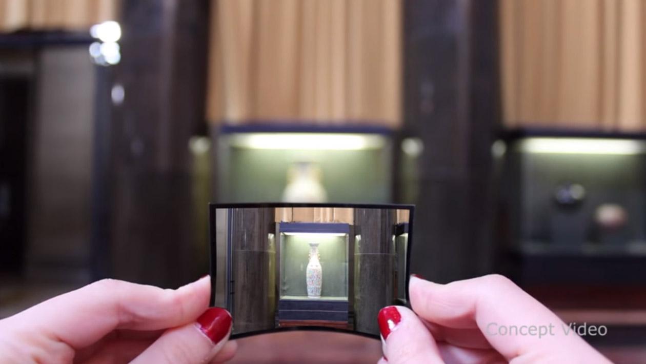 Ученые разработали гибкую «листовую камеру»