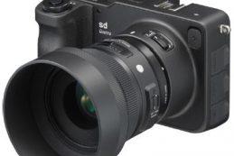 Компания Sigma объявила подробности о выходе в продажу беззеркальной камеры sd Quattro