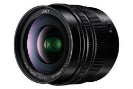 Panasonic объявила о выпуске нового объектива Lumix G Leica DG Summilux 12mm F1.4 ASPH