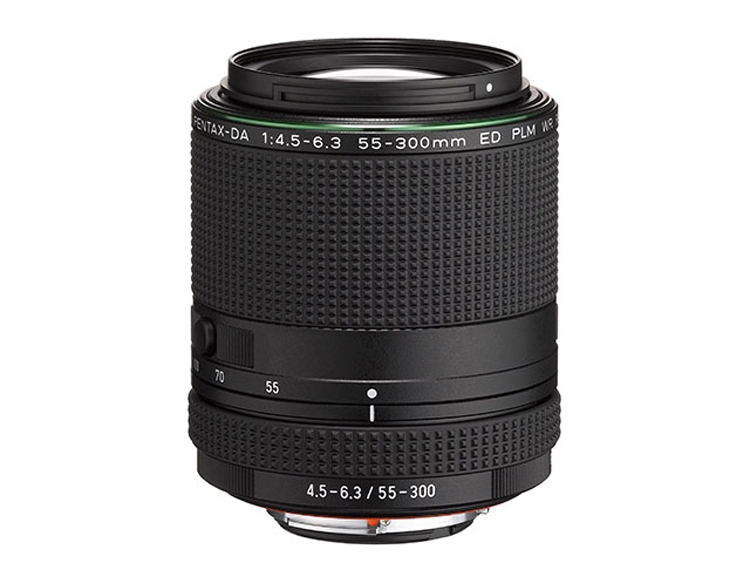 Ricoh Imaging представила зум-телеобъектив HD Pentax-DA 55-300mm F4.5-6.3ED PLM WR RE
